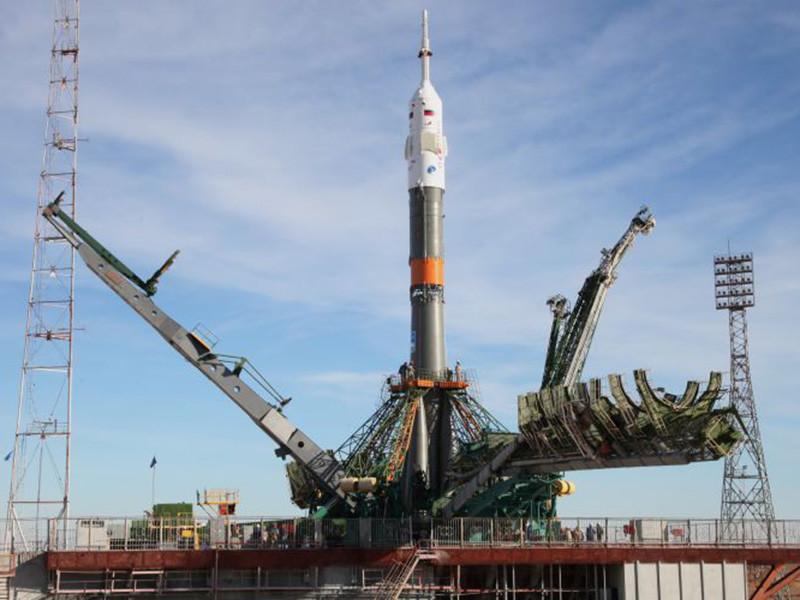 """Аварийное отключение двигателей второй ступени произошло при запуске корабля """"Союз МС-10"""" к Международной космической станции (МКС)"""