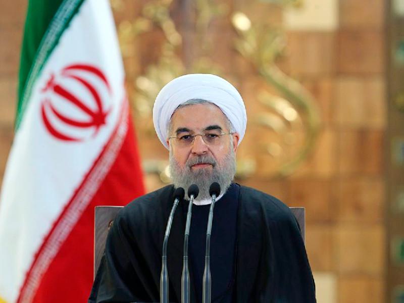 """Президент Рухани: США стремятся сменить власть в Иране"""" />"""