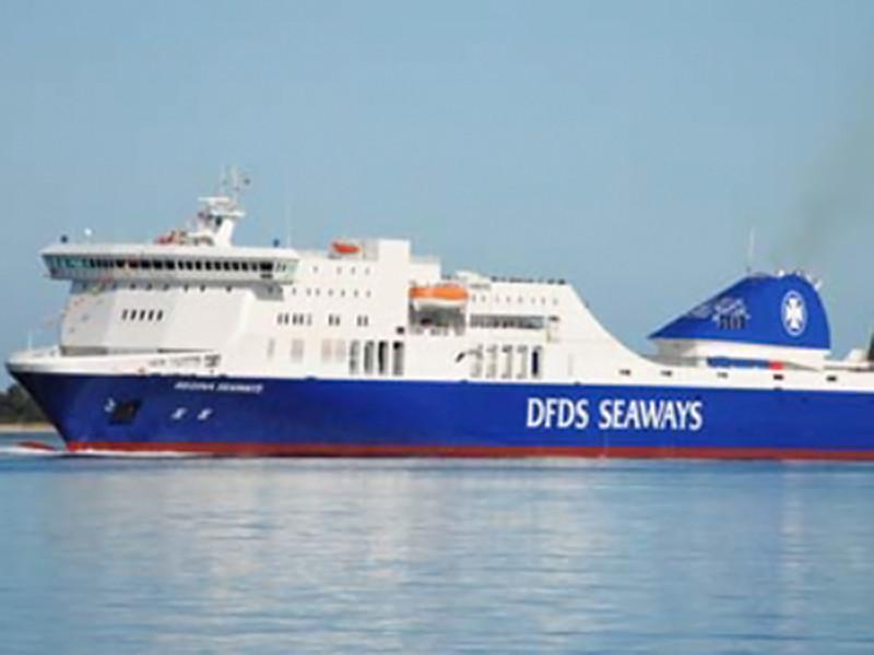 На пассажирском пароме Regina Seaways, ходившем под флагом Литвы по Балтийскому морю, прогремел взрыв