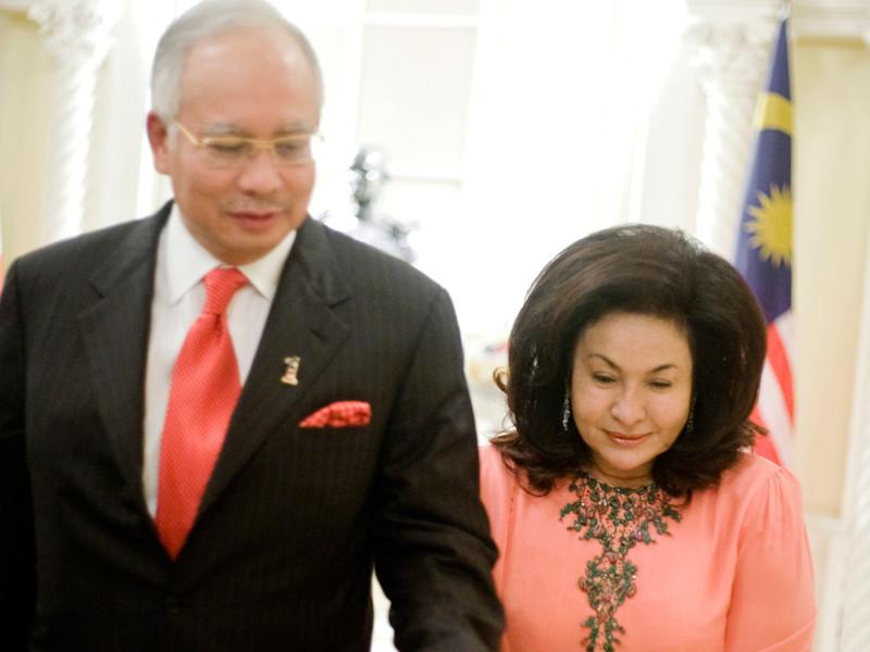 """Ливанские ювелиры подали в суд на жену бывшего премьера Малайзии, обвиняемого в коррупции"""" />"""