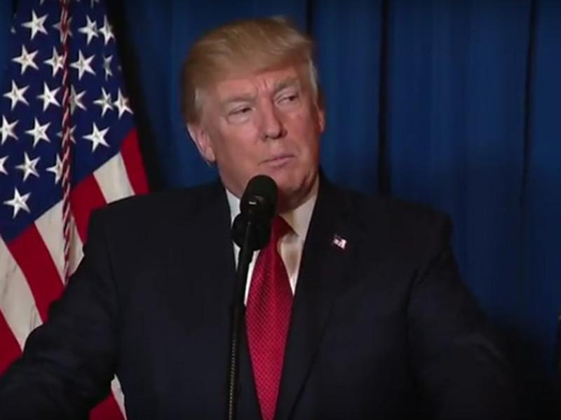 """Двусторонняя встреча Владимира Путина и Дональда Трампа, намеченная на саммит """"большой двадцатки"""", который пройдет в Аргентине с 30 ноября по 2 декабря, может не состояться из-за конфликта в Керченском проливе, заявил американский президент"""