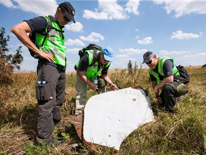 """Родственники 55 жертв крушения рейса MH17 подали иск против России в ЕСПЧ"""" />"""