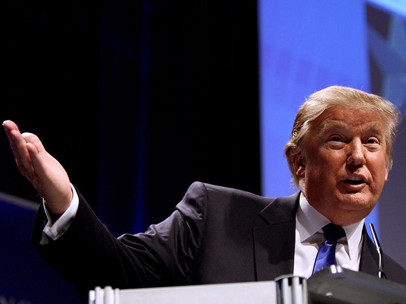 "Суд в США приостановил действие указа Трампа об отказе в убежище нелегалам"" />"
