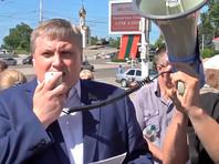 Олег Хоржан, 2 июня 2018 года