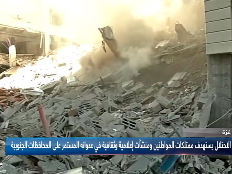 """Группировки в секторе Газа пошли на перемирие с Израилем"""" />"""