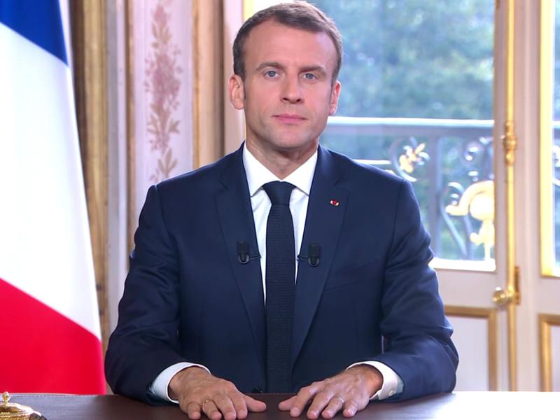Президент Франции призвал к созданию единой европейской армии на фоне учений России и НАТО