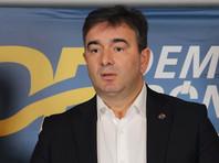 В Черногории арестовали одного из лидеров оппозиции, выступающего за сотрудничество с РФ