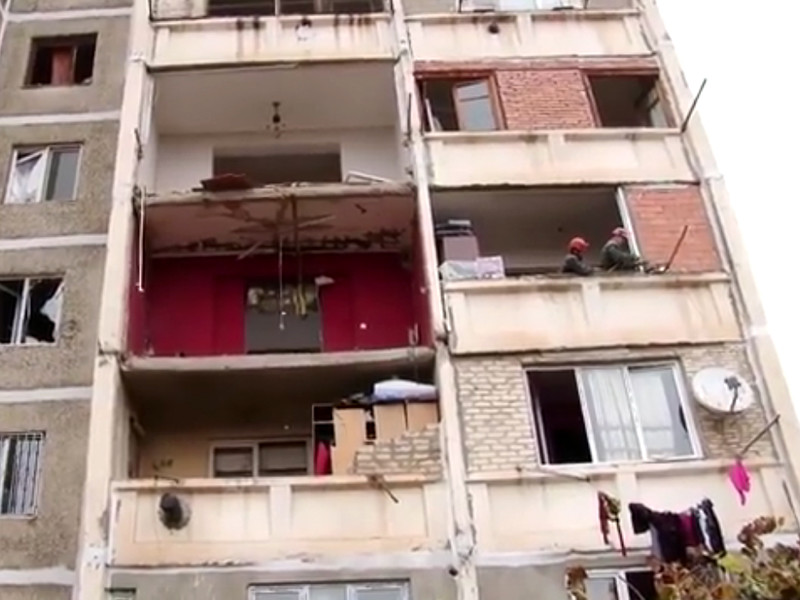 """Женщина и младенец погибли при взрыве газа в пригороде Тбилиси (ВИДЕО)"""" />"""