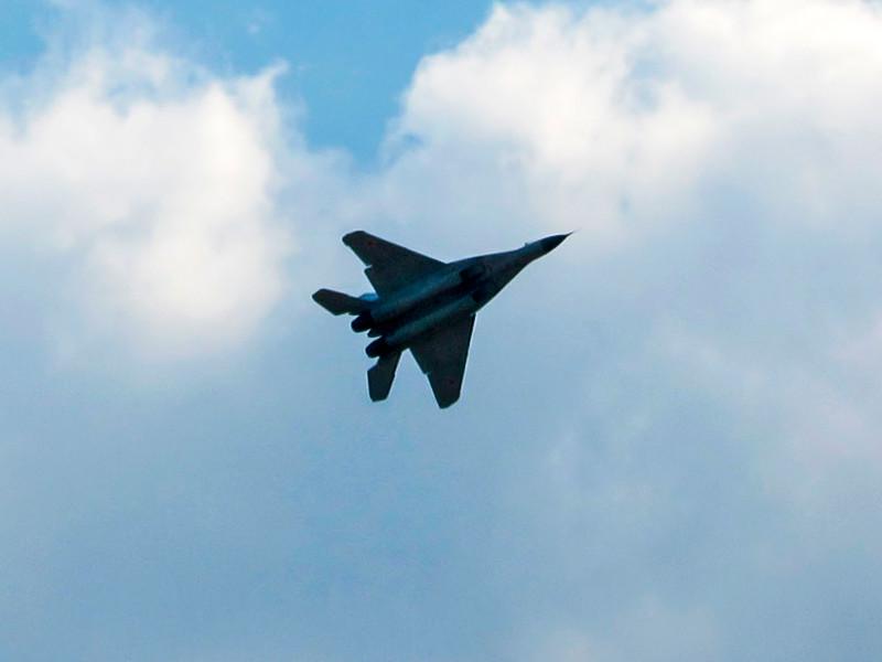 В Египте во время тренировочного полета разбился поставленный Россией истребитель МиГ-29М