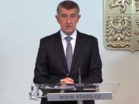Полиция Чехии возобновляет дело о предполагаемом похищении и вывозе в Крым сына премьера