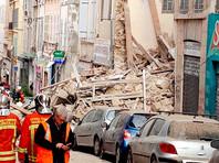 В центре Марселя обрушились два здания (ФОТО, ВИДЕО)