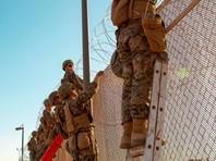 Белый дом разрешил войскам стрелять в мигрантов на границе с Мексикой
