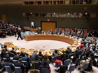Совет безопасности ООН, 26 ноября 2018 года