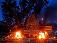 """В секторе Газа второй день идут бои: Израиль и боевики обменялись сотнями ударов, уничтожена штаб-квартира разведки """"Хамас"""", есть погибшие"""