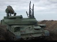 Украинские военные провели в Приазовье учения по поражению воздушных целей