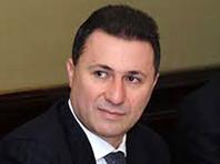 Экс-премьер Македонии Никола Груевский попросил политического убежища в Венгрии