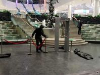 """В Киеве националисты блокировали торговый центр, к которому имеет отношение дочь """"друга Путина"""" Ротенберга"""