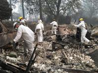 """Число жертв калифорнийских пожаров достигло 66, еще более 600 пропали без вести (ФОТО)"""" />"""
