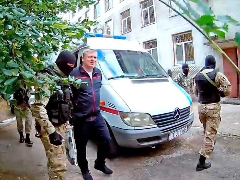 Олег Хоржан, сентябрь 2018 года