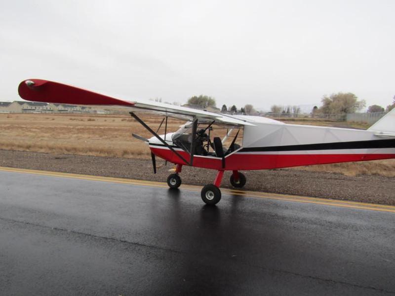Два подростка угнали небольшой самолет в городе Дженсен на востоке американского штата Юта и успешно пролетели на нем до другого города, где и приземлились