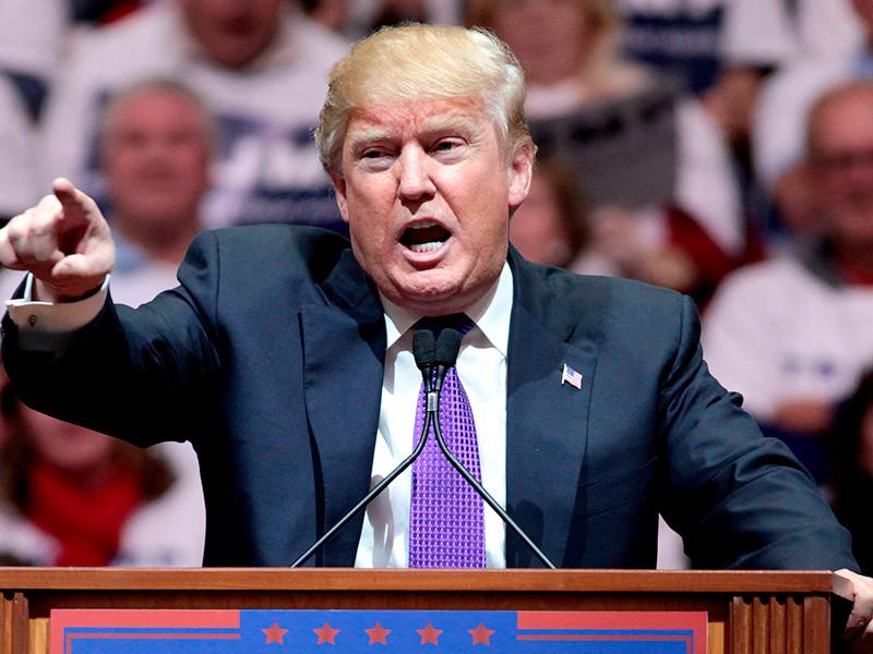 """Трамп закроет границу с Мексикой, если это потребуется, чтобы остановить """"караван мигрантов"""""""" />"""