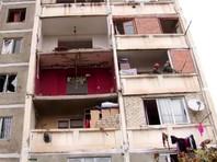 Женщина и младенец погибли при взрыве газа в пригороде Тбилиси