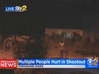 Стрельба в баре под Лос-Анджелесом: 12 убитых