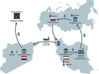 В Соединенных Штатах заявили о том, что выявили сложную российско-иранскую финансовую схему, в рамках которой оказывалась поддержка режиму Башара Асада в Сирии и исламским террористам