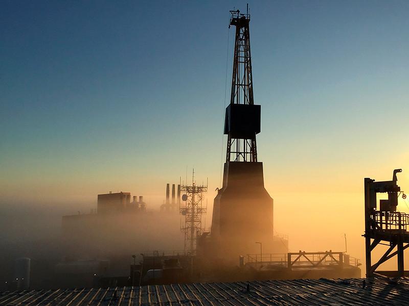 Крупнейший разлив нефти произошел на платформе Husky у берегов Канады