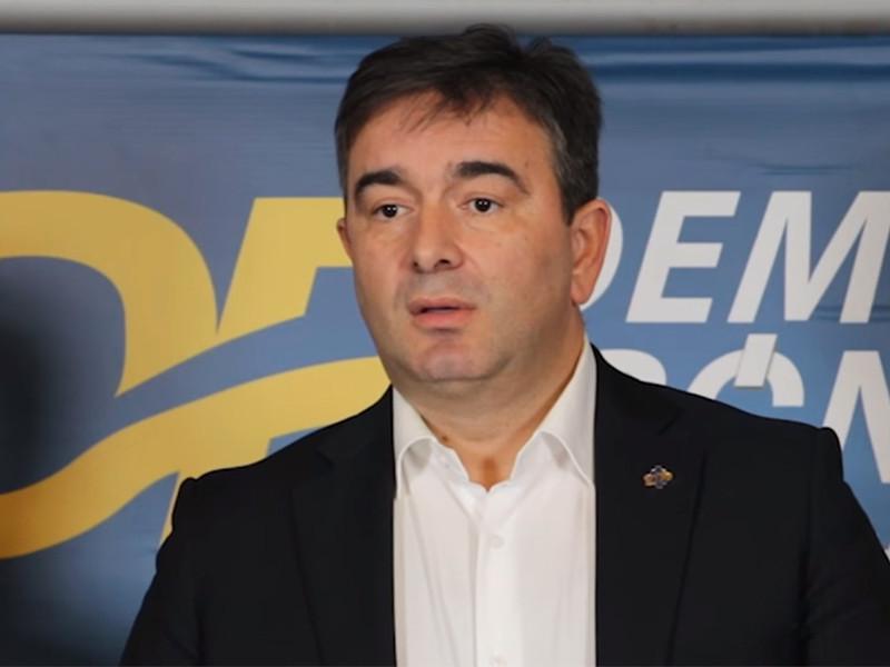 """В Черногории арестовали одного из лидеров оппозиции, выступающего за сотрудничество с РФ"""" />"""