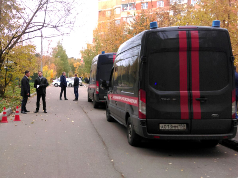 Евгения Шишкина была убита возле своего дома в поселке Архангельское Московской области рано утром 10 октября 2018 года