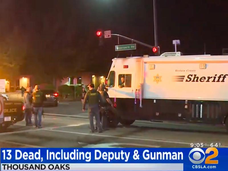 """Калифорнийский стрелок покончил с собой при приближении полиции"""" />"""