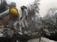 NYT: власти Калифорнии практически не оповещали жителей о приближении смертоносного пожара, в котором погибли уже 86 человек