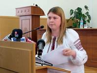 На Украине подтвердили смерть активистки из  Херсона, которую 31 июля  облили серной кислотой