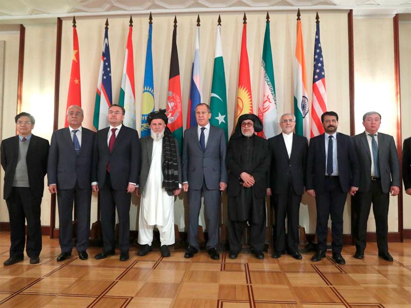 Второе заседание Московского формата консультаций по Афганистану, Москва, 9 ноября 2018 года