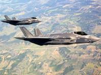 Военно-воздушные силы Армии обороны Израиля (ЦАХАЛ) получили от США еще два многофункциональных истребителя пятого поколения F-35i Adir