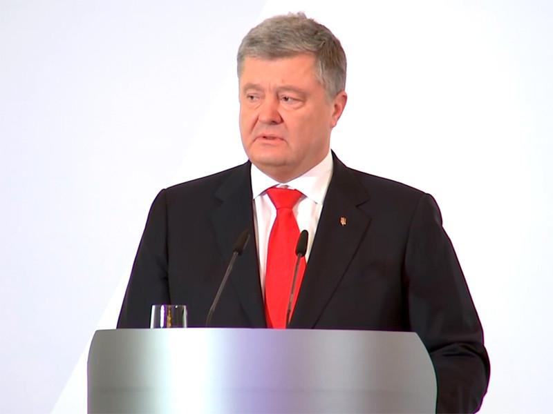 В понедельник президент Украины Петр Порошенко внес в Верховную раду законопроект о прекращении действия Договора о дружбе, сотрудничестве и партнерстве между Украиной и Российской Федерацией