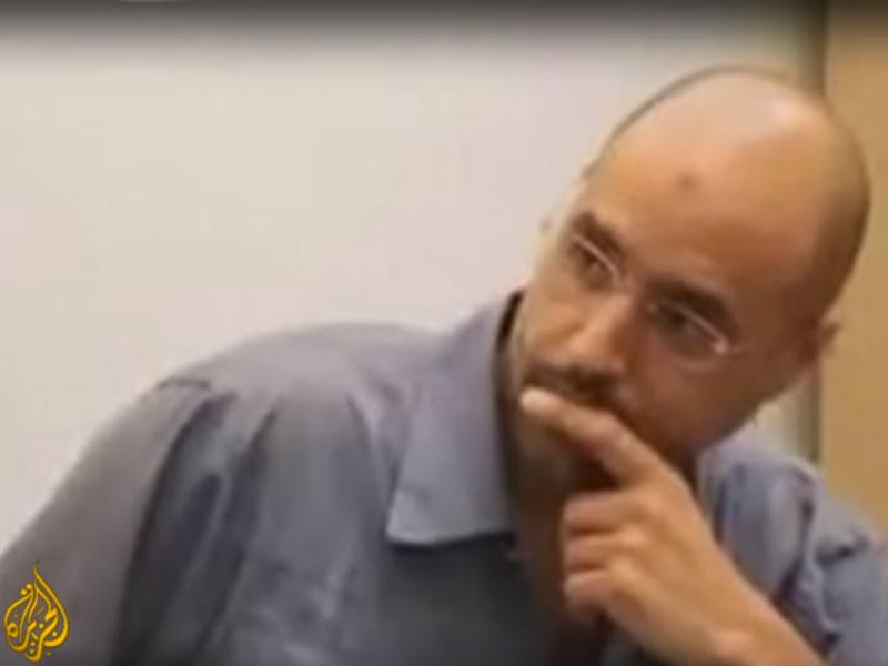 """Bloomberg: сын Муаммара Каддафи попросил Москву поддержать его на выборах в Ливии"""" />"""