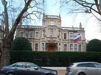 Британцев попросили последить за машинами российских дипломатов