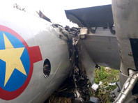 """Российские пилоты, управлявшие """"промахнувшимся при посадке"""" в Конго самолетом Ан-26, живы"""