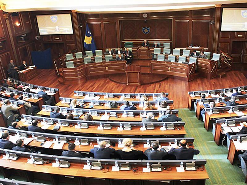 """Парламент в Приштине принял решение о создании армии Косова"""" />"""