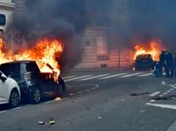 Налоговые уступки властей не помогли: во Франции проходит четвертая волна ожесточенных протестов (ФОТО, ВИДЕО)