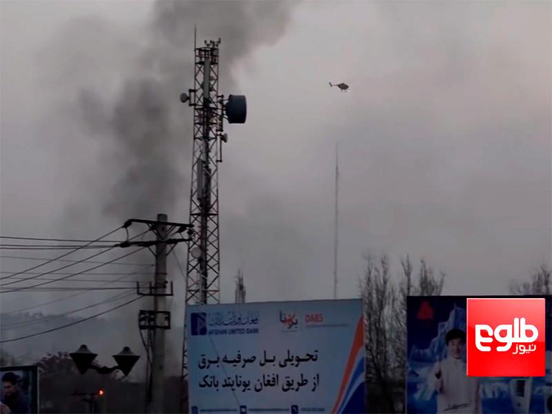 """Жертвами атаки на правительственный комплекс в Кабуле стали 27 человек (ВИДЕО)"""" />"""