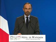 После трех недель протестов французские власти решили ввести мораторий на рост топливных налогов