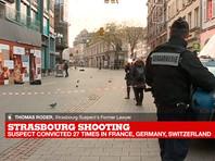Пять человек остаются в больнице после стрельбы в Страсбурге