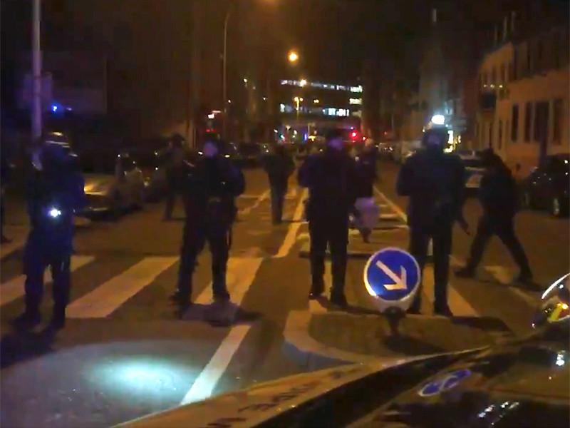 """Полиция ликвидировала """"cтрасбургского стрелка"""" спустя двое суток после инцидента"""" />"""