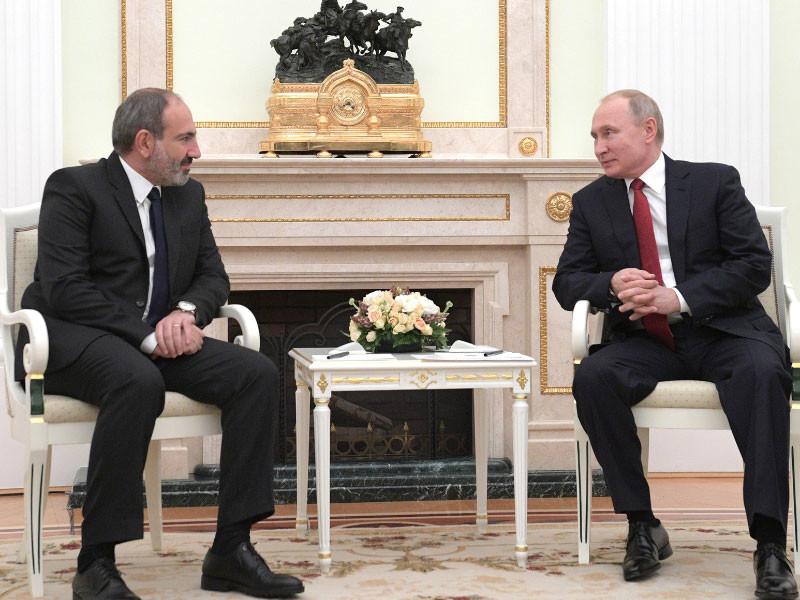 """Армения и Россия не договорились о цене газа на 2019 год"""" />"""