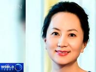Китай потребовал от США немедленно отозвать запрос на задержание финдиректора Huawei
