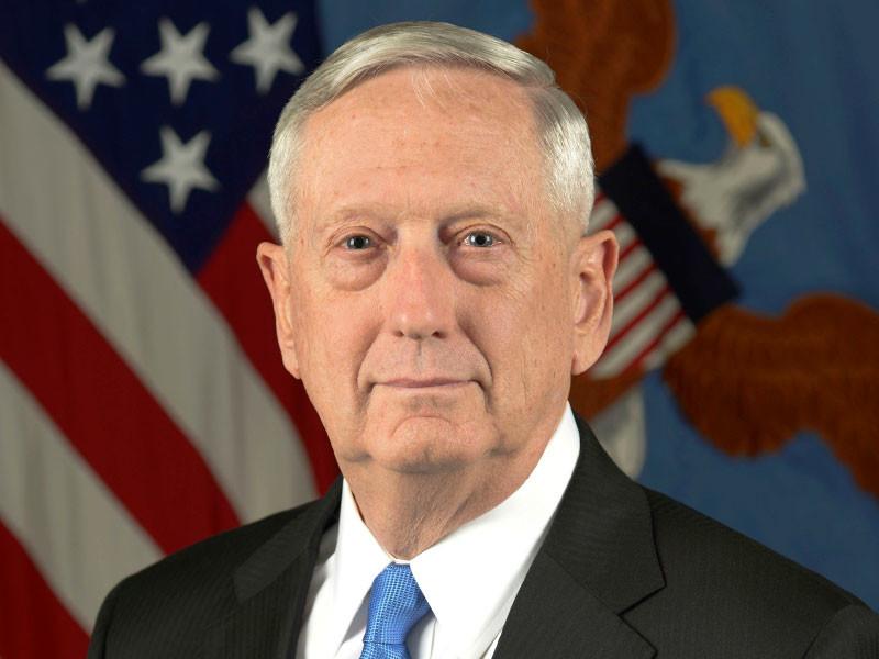 """Глава Пентагона уходит в отставку из-за разногласий с Трампом"""" />"""