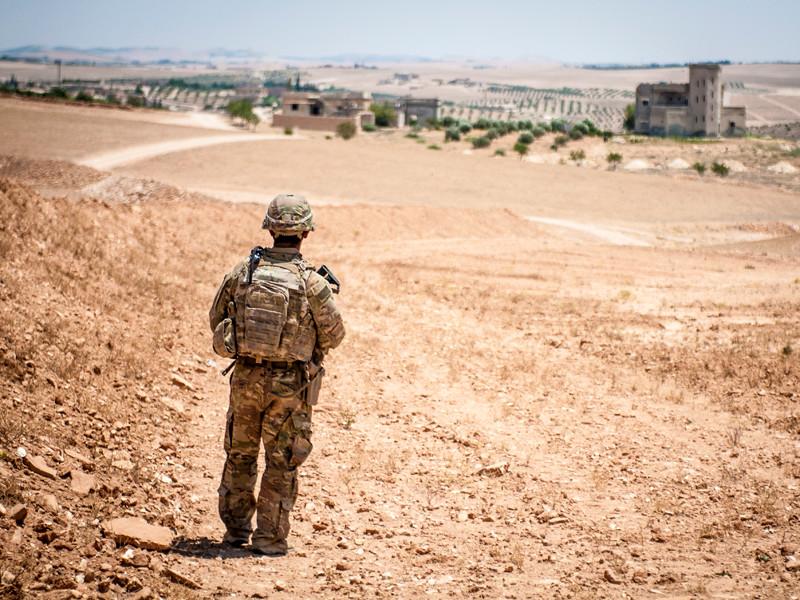 """Трамп отдал приказ о выводе американских войск из Сирии"""" />"""